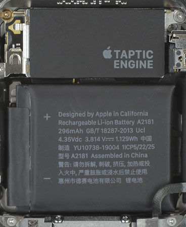 Wallpaper do Apple Watch Series 5 (interno)