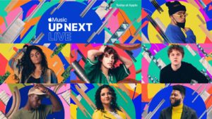 Evento musical Up Next Live