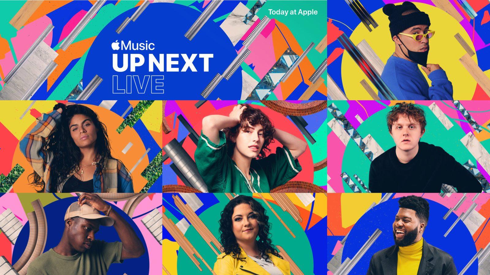 Evento musical Up Next Live