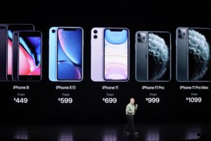 Phil Schiller na keynote da Apple