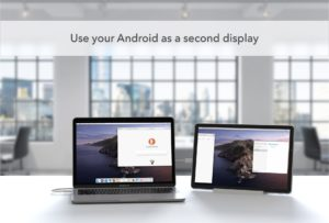 Duet Display com Mac e Android