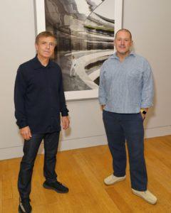 Jony Ive e Andreas Gursky