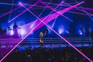 Kylie Minogue no iTunes Festival (2014)