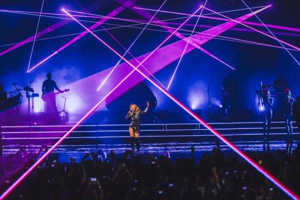 Kylie Minogue no iTunes Festival (2014)