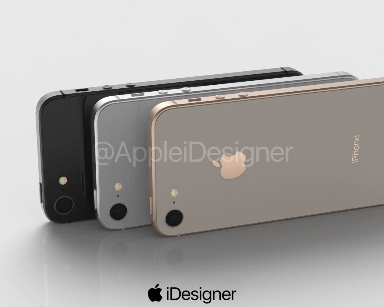 Mockup do iPhone SE 2