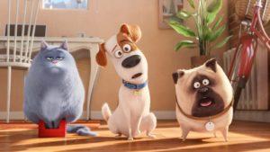 Filme - Pets: A Vida Secreta dos Bichos
