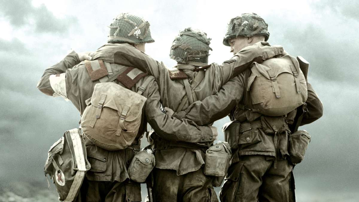 """Band of Brothers"""