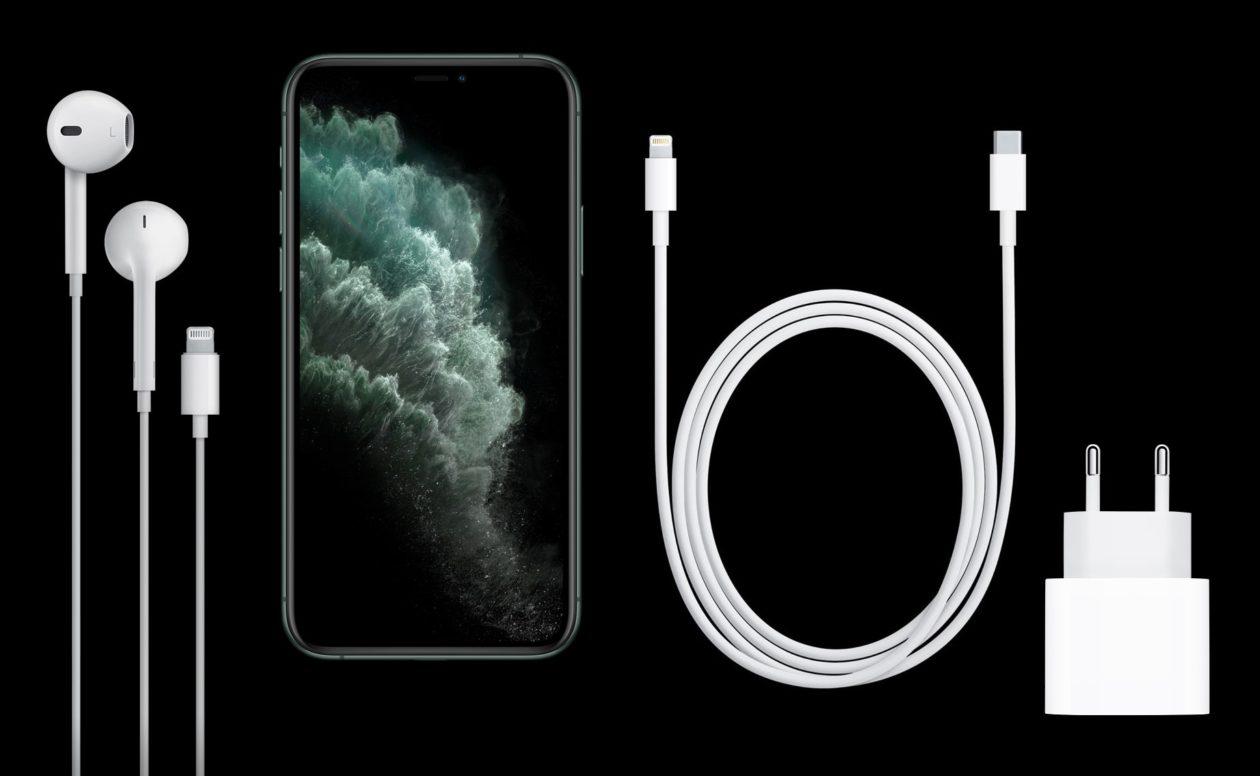 O que vem na caixa do iPhone 11 Pro