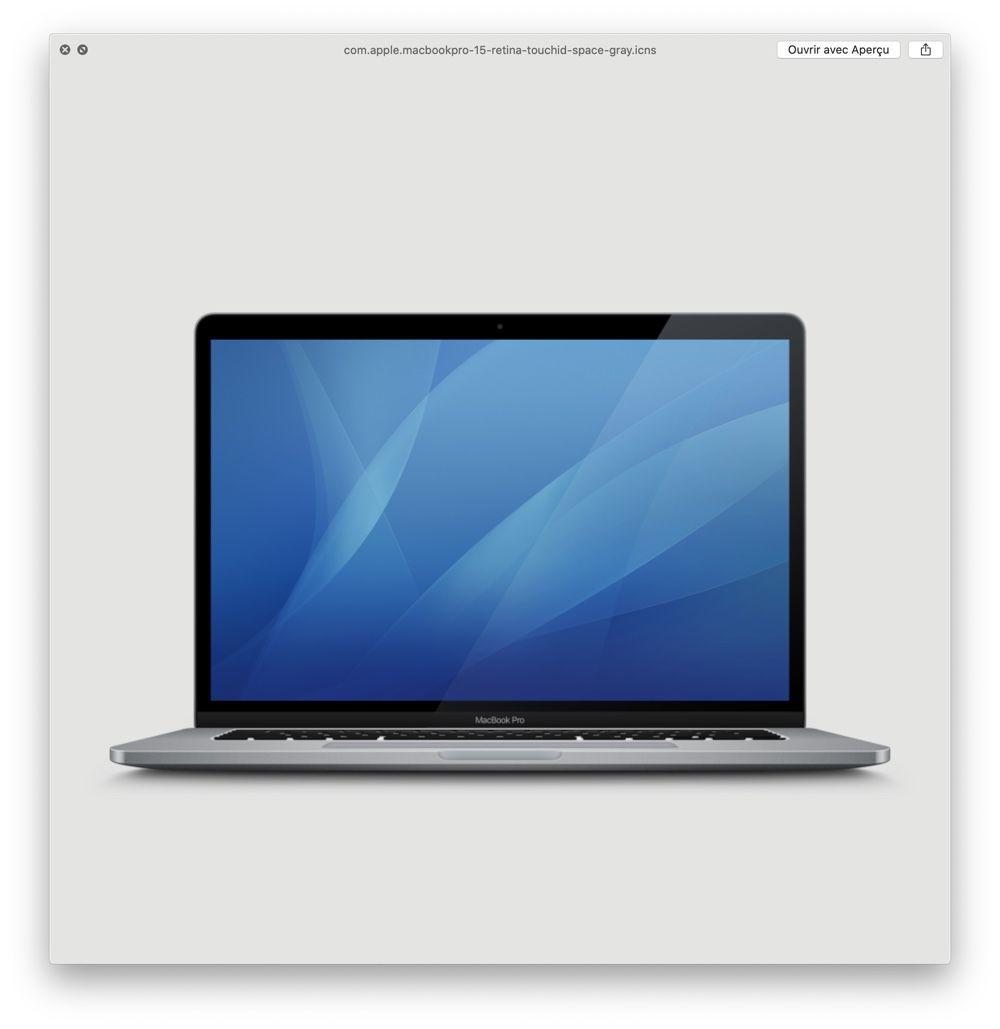 """MacBook Pro de 15"""""""