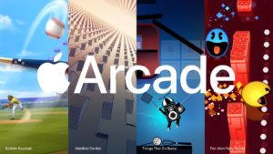 Novos jogos do Apple Arcade