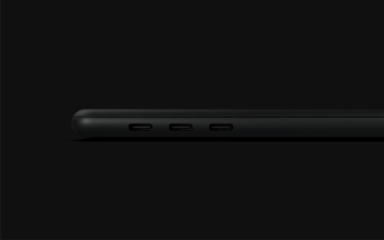 """Conceito de MacBook Pro de 16"""""""