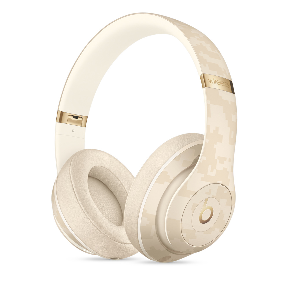 "Beats Studio3 da Camo Collection em ""Sand Dune"""
