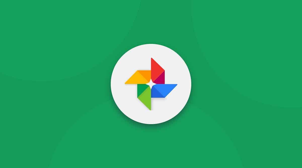 Logo do Google Fotos