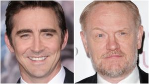 Lee Pace e Jared Harris