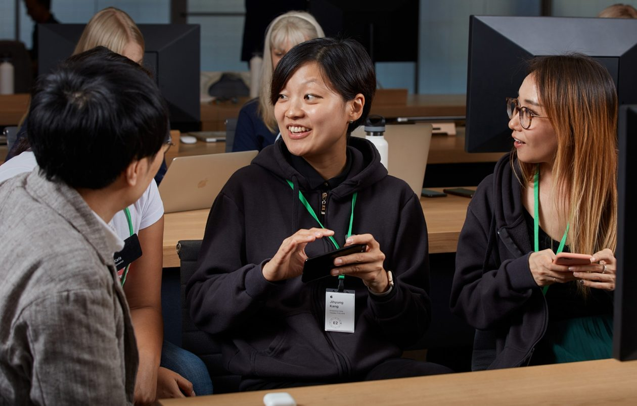 Programa Apple Entrepreneur Camp