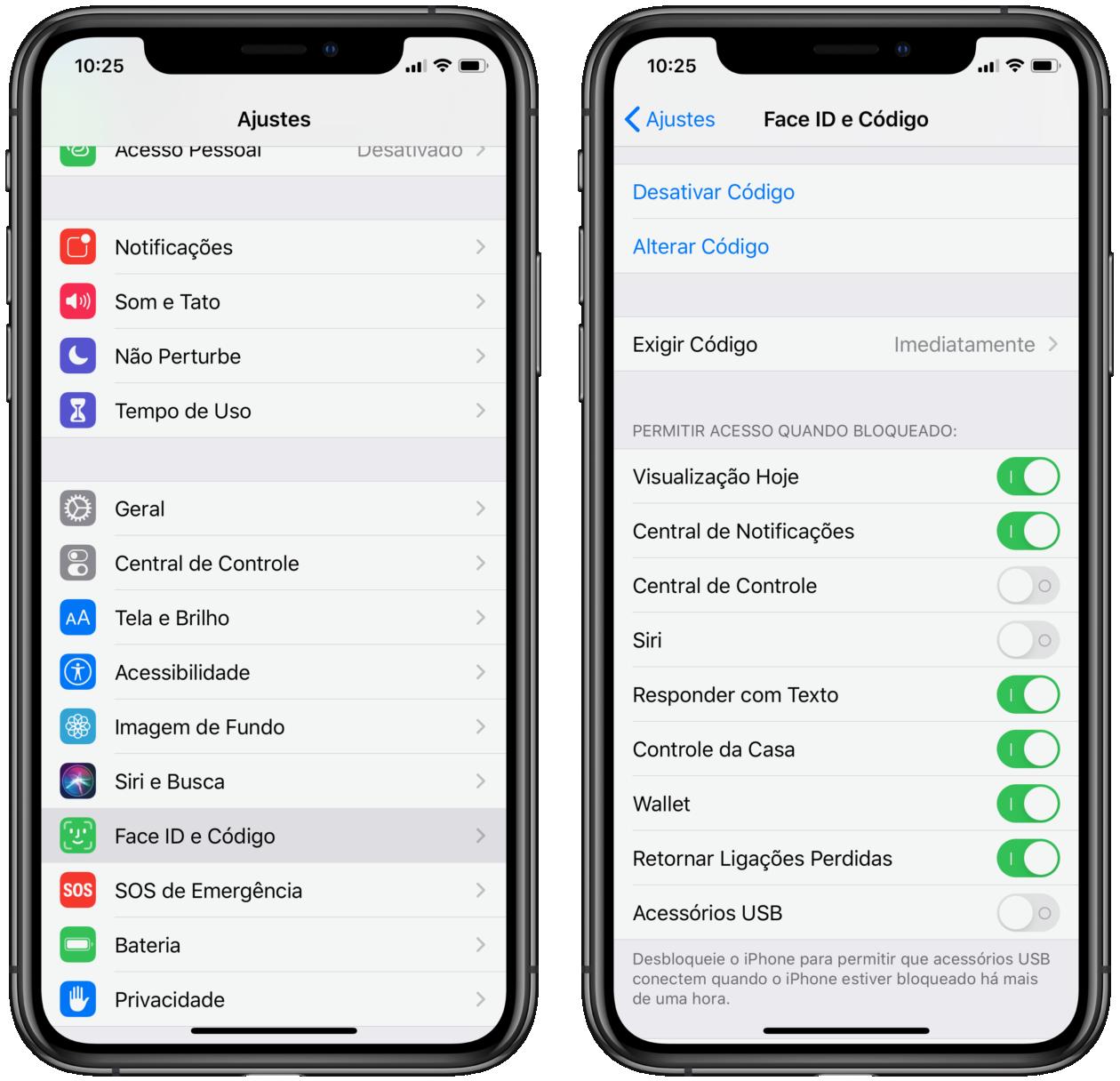 """Configurar """"Visualização Hoje"""" no iPhone"""