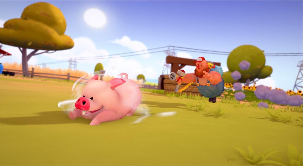 Hogwash, jogo do Apple Arcade