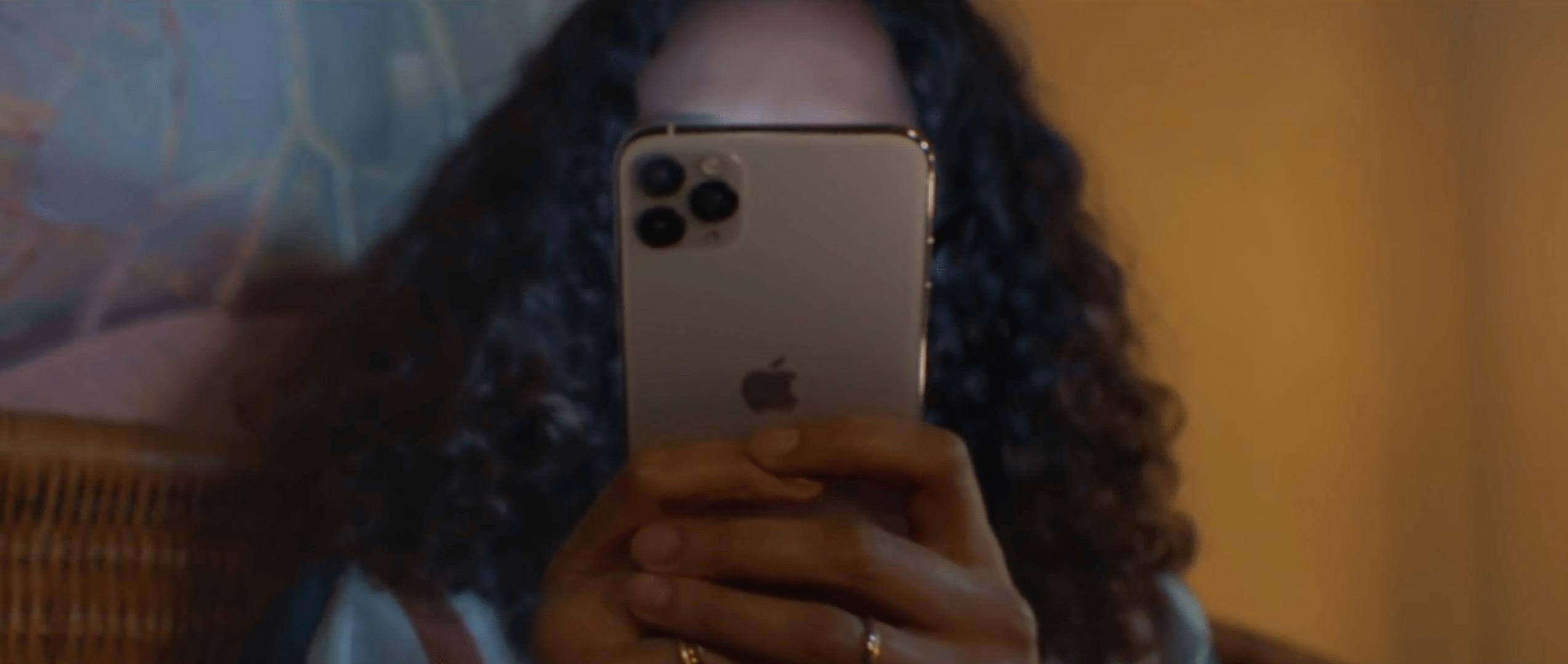 Comercial do iPhone - Privacidade