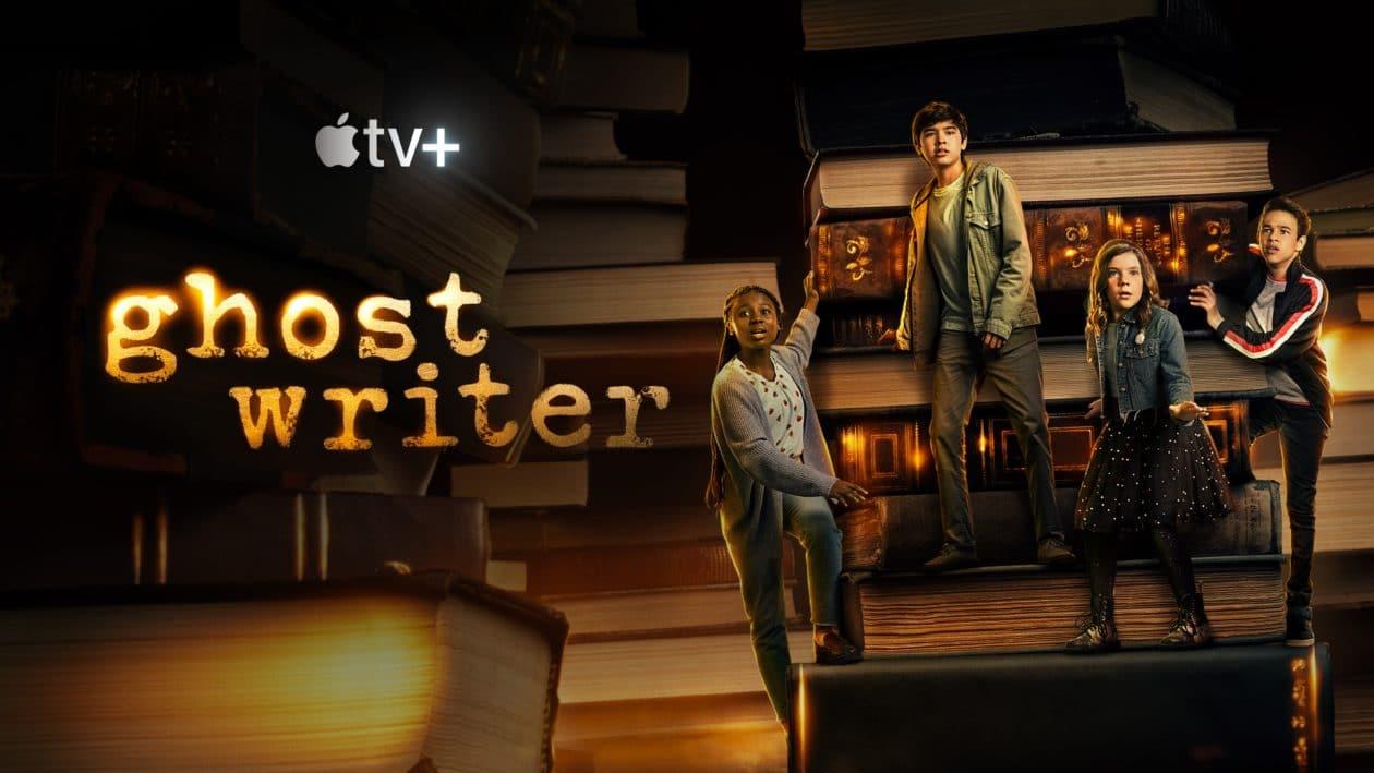 "Pôster de ""Ghostwriter"""