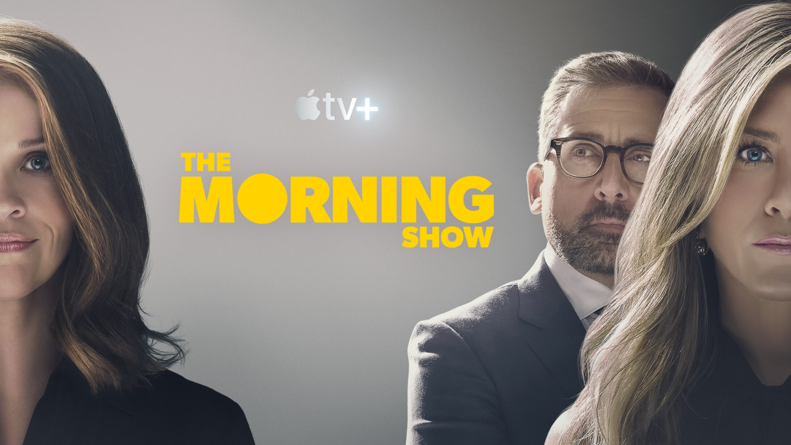 "Pôster de ""The Morning Show"""