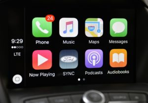 CarPlay no SYNC 3