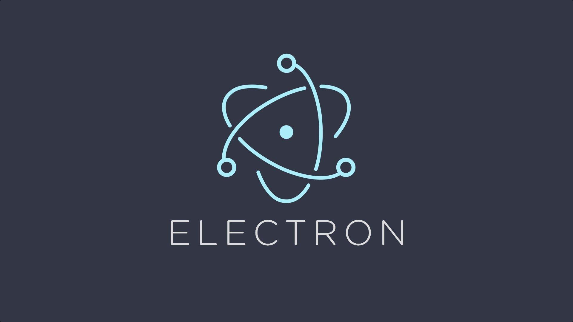Logo da Electron
