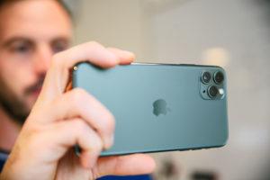 Avaliação do iPhone 11 Pro Max feita pelo DXOMARK