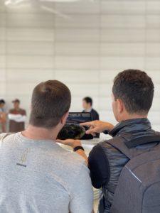 MM Tour - Realidade aumentada no Apple Park Visitor Center