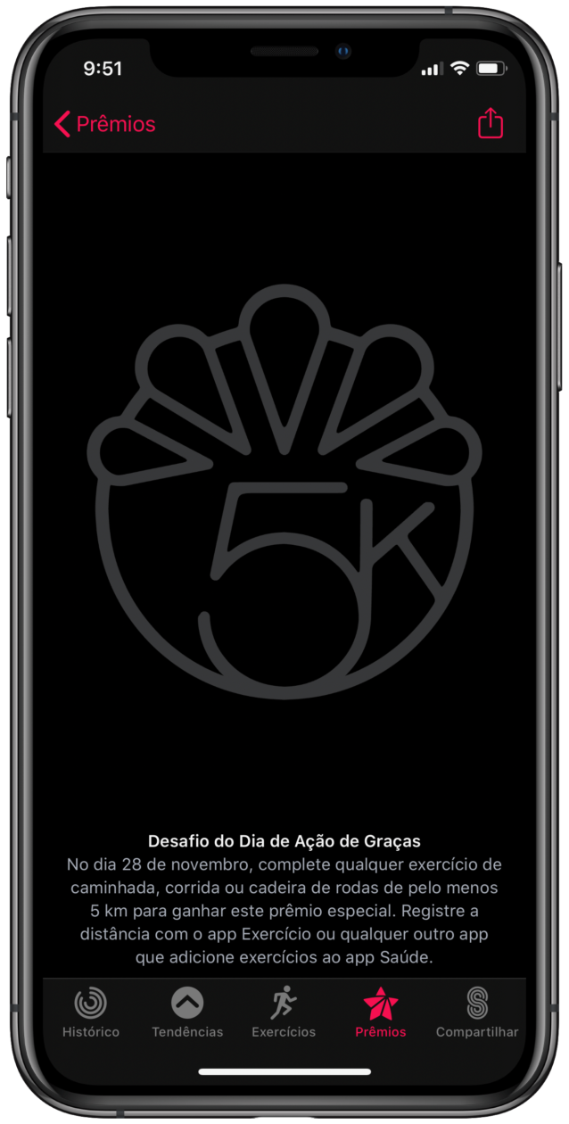 Desafio do Apple Watch