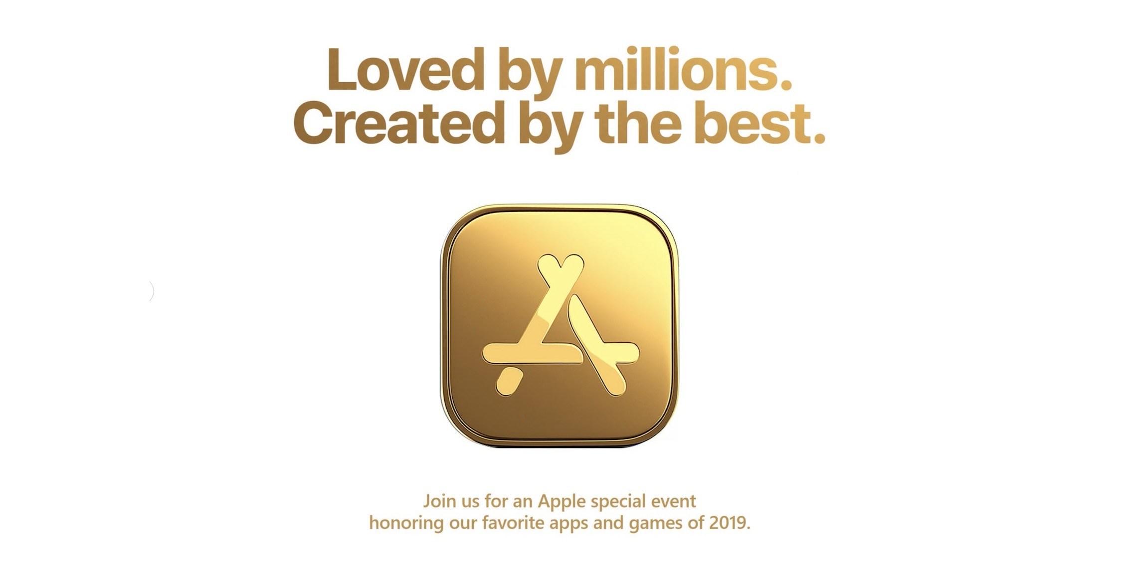 Convite do evento da Apple