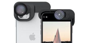 Novas lentes da Olloclip para iPhones 11 e 11 Pro