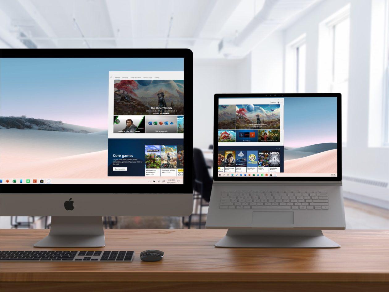 Duet Air no Mac e no PC