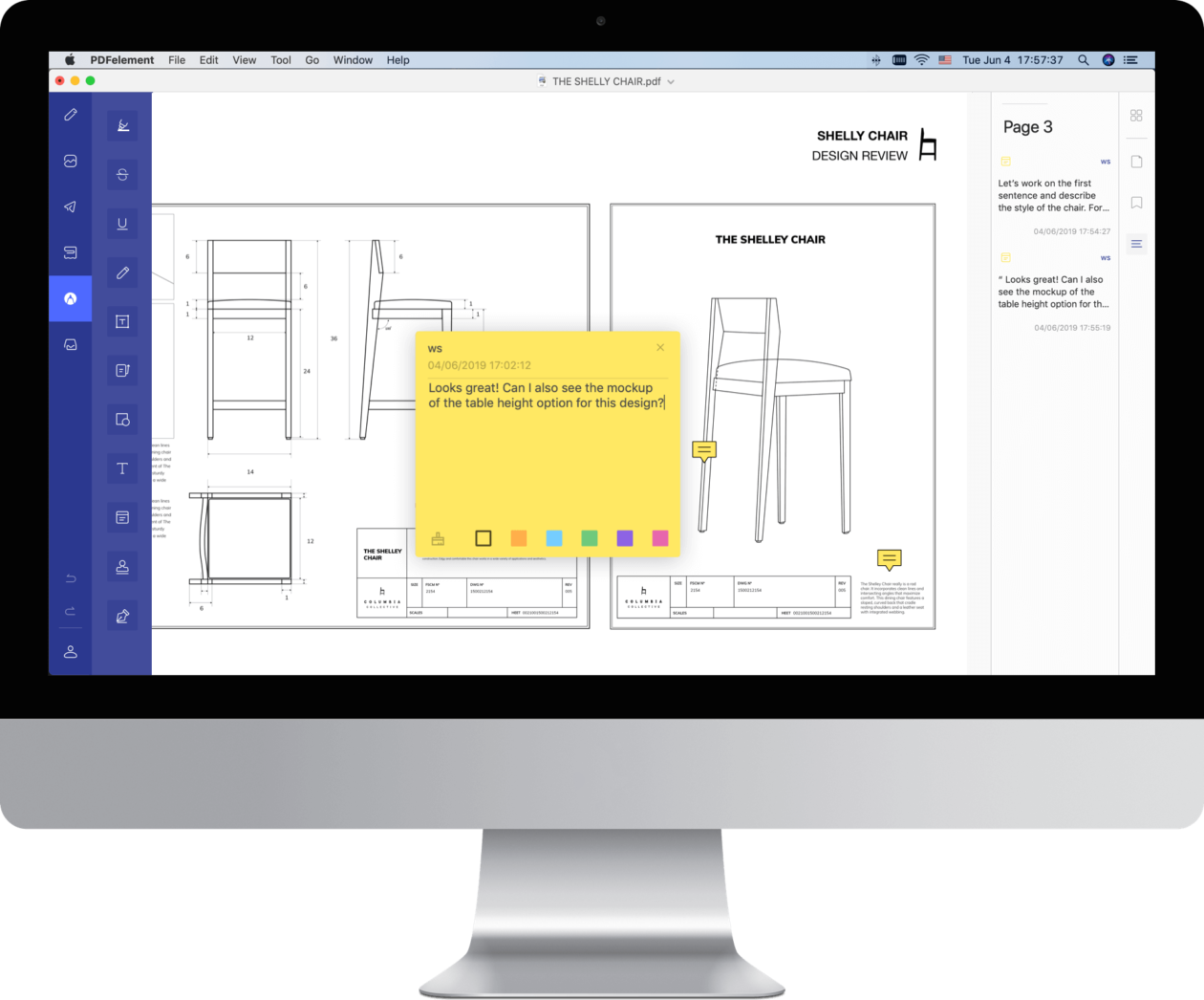 PDFelement 7 para Mac