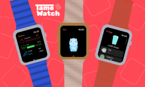 Jogo TameWatch para Apple Watch