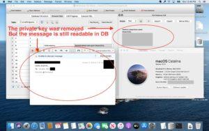 Vulnerabilidade na criptografia do Mail