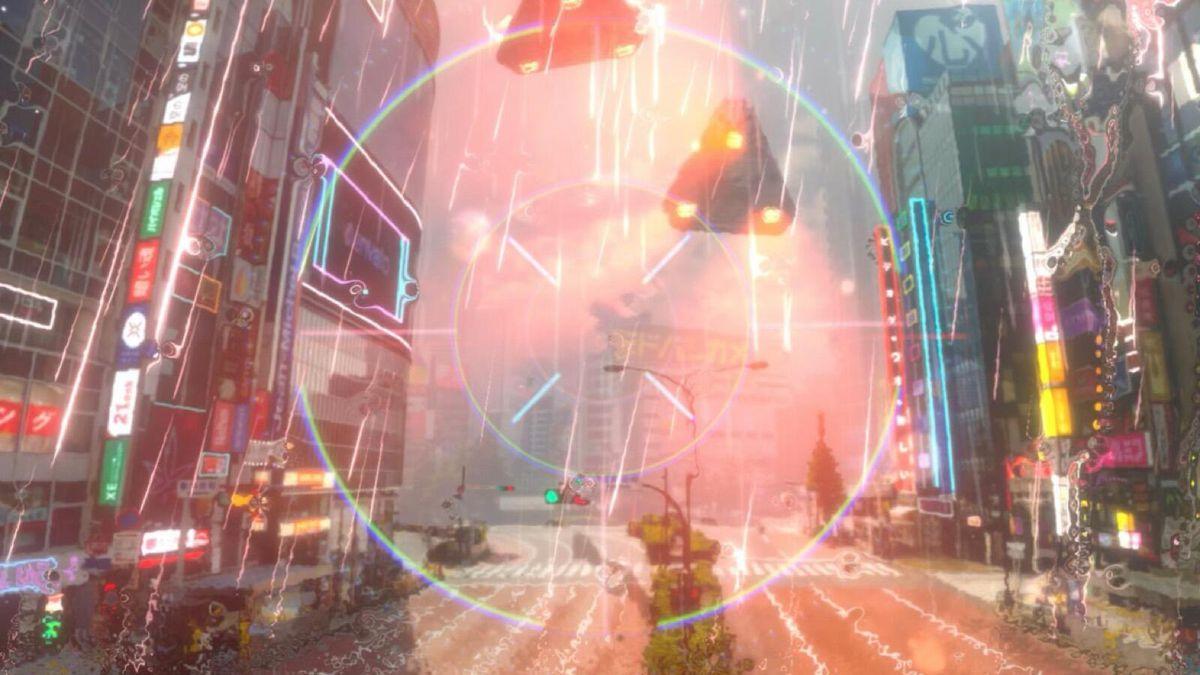 UFO on Tape, jogo do Apple Arcade