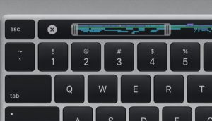 Magic Keyboard do novo MacBook Pro de 16 polegadas