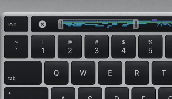 Magic Keyboard do novo MacBook Pro de 16 polegadas