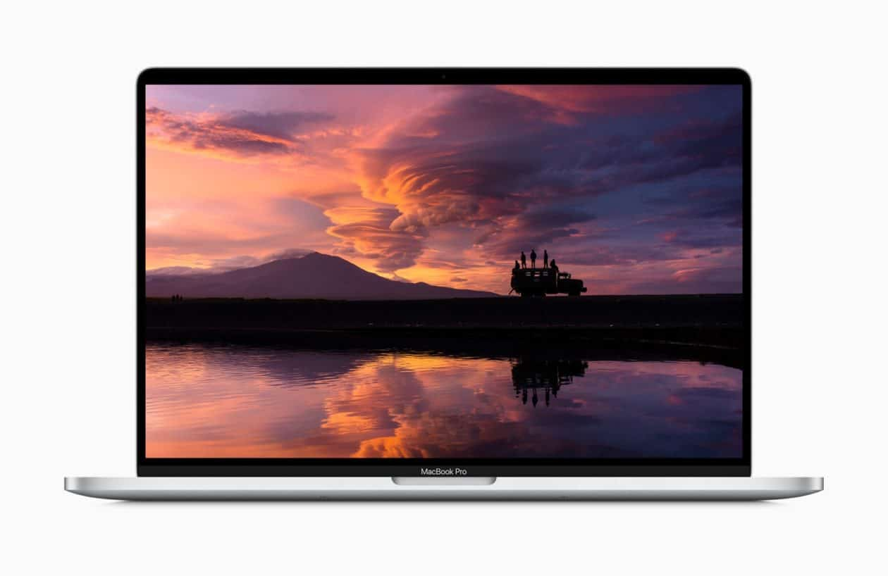 New MacBook Pro 16-inch Retina Display
