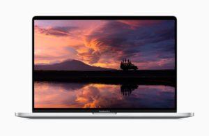 Tela Retina de 16 polegadas do novo MacBook Pro