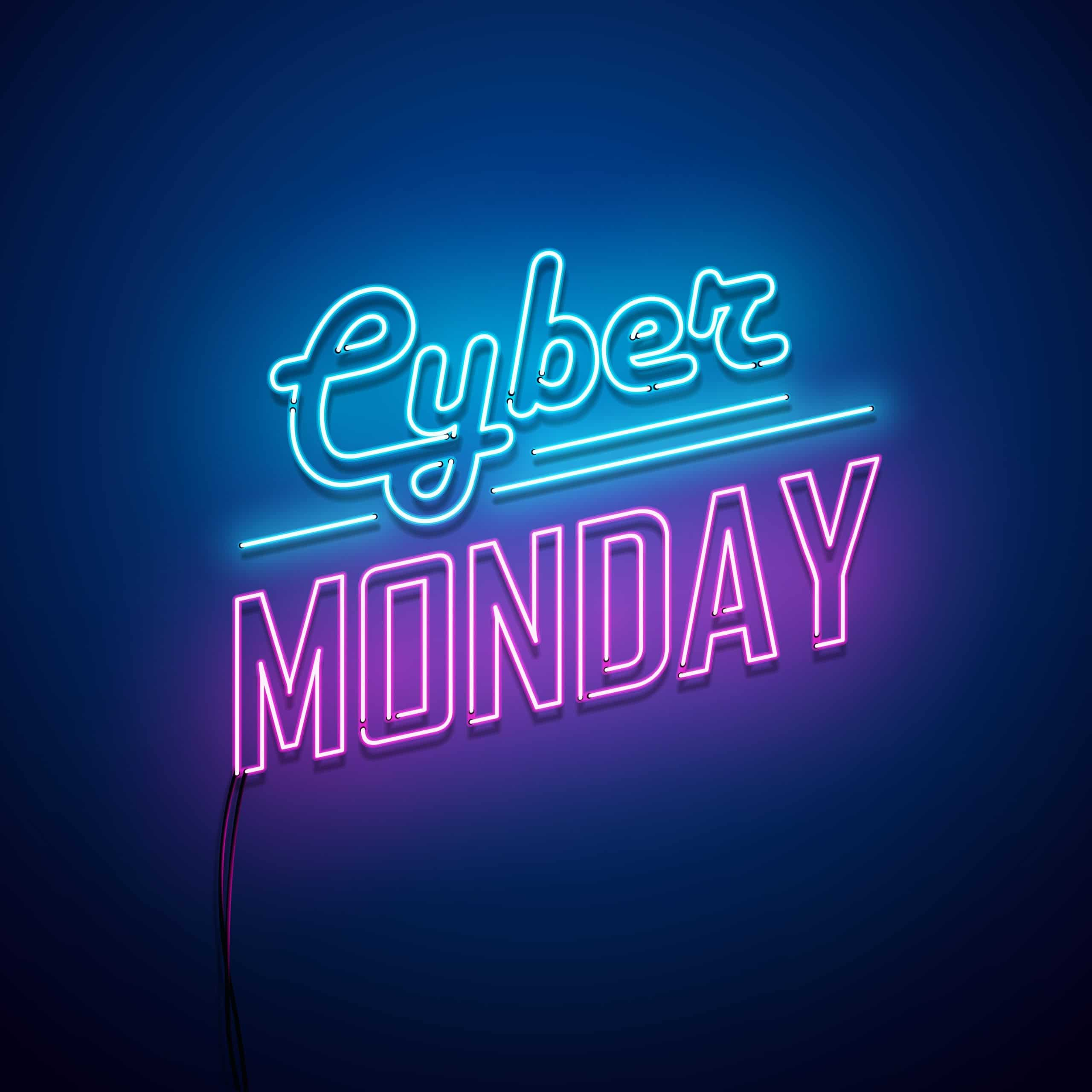 Banner da Cyber Monday