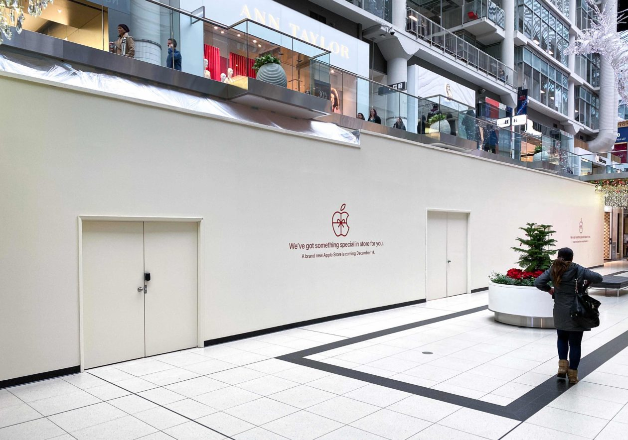 Apple Eaton Centre