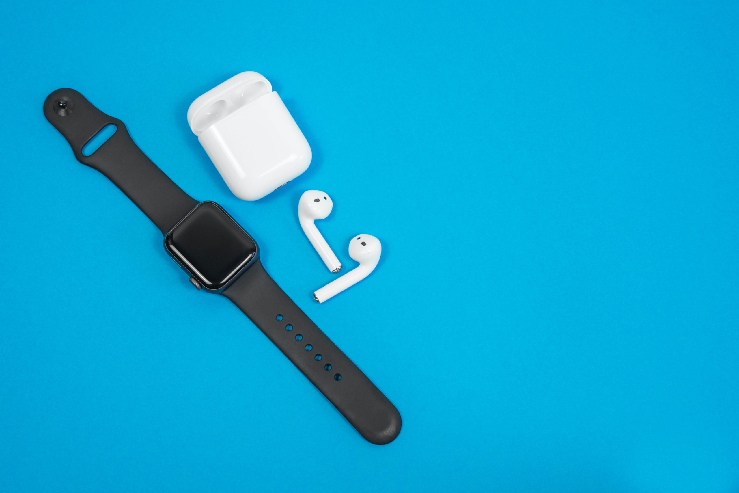 Apple Watch e AirPods
