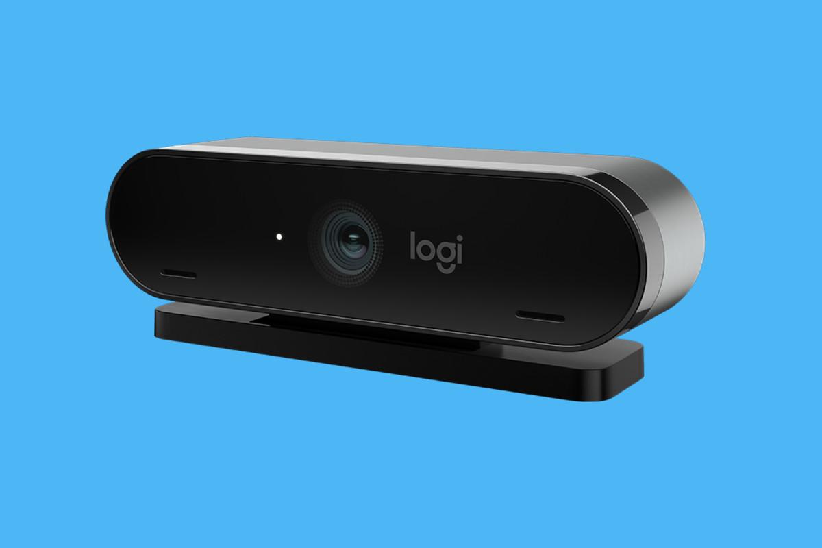 4K Pro Webcam da Logitech para Pro Display XDR