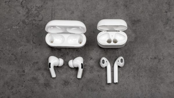 AirPods e AirPods Pro
