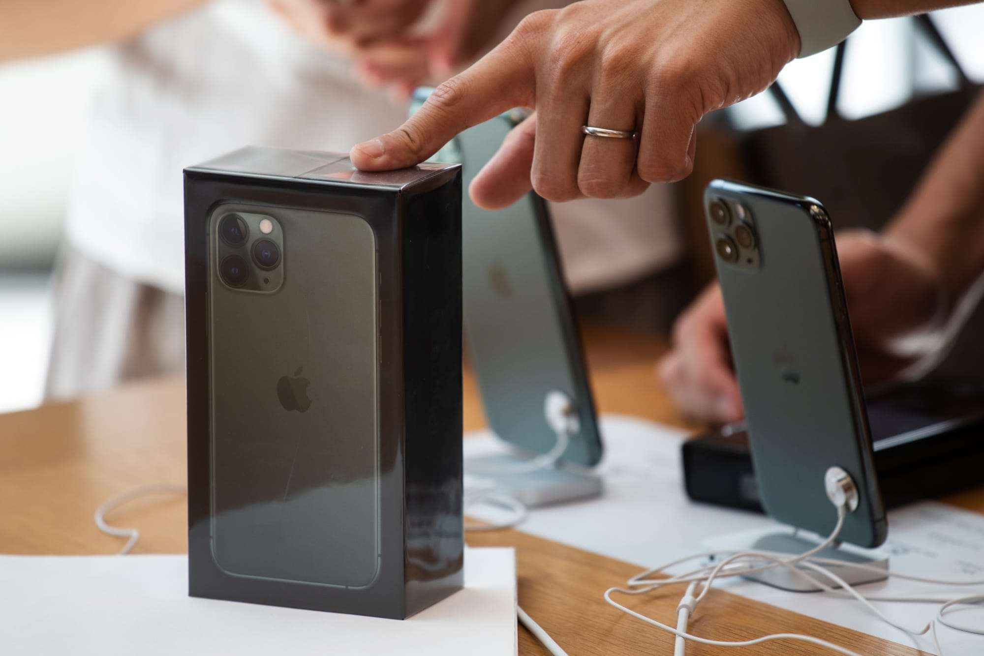 iPhone 11 Pro à venda