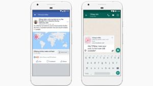 Integração do WhatsApp com a ferramenta de auxílio em desastres do Facebook