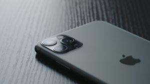Câmera do iPhone 11 Pro