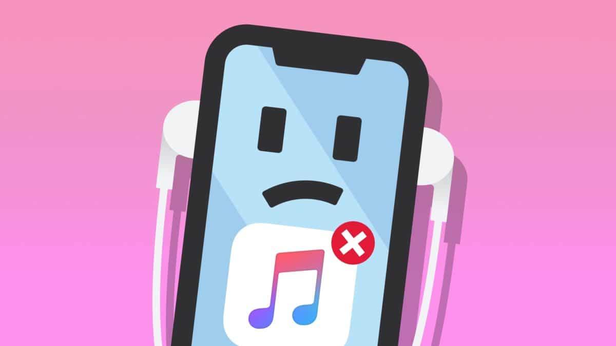 Ilustração do Apple Music