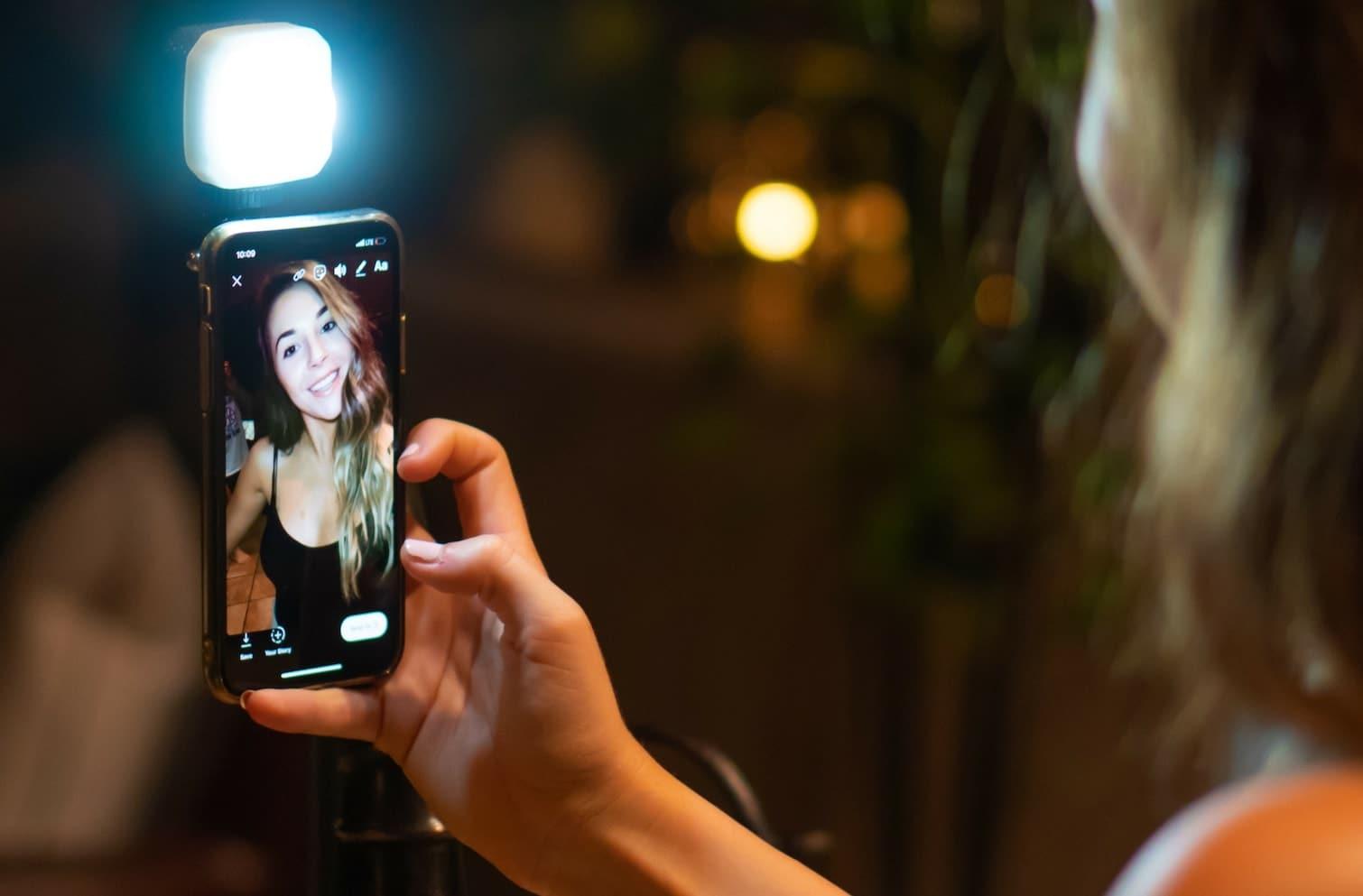 Lume Cube, flash externo para iPhone